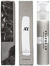 Düfte, Parfümerie und Kosmetik Feuchtigkeitsspendende Gesichtscreme für Männer - Krayna AY4 Plantain Cream For Man