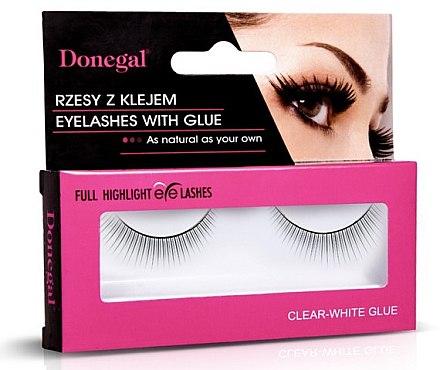 Set Künstliche Wimpern 4455 - Donegal Full Highlight Eye Lashes — Bild N1