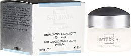 Düfte, Parfümerie und Kosmetik Feuchtigkeitsspendende Nachtcreme mit Vitamin E - Terme Di Saturnia Hydra-Sponge Night Cream