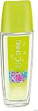 Düfte, Parfümerie und Kosmetik C-Thru Lime Magic Deodorant Natural Spray - Parfümiertes Körperspray
