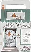 Düfte, Parfümerie und Kosmetik Körperpflegeset für Babys - NeBiolina Baby Gift Set II (Körperfluid 500ml + Creme für Babys 100ml)