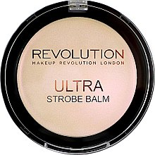 Düfte, Parfümerie und Kosmetik Highlighter - Makeup Revolution Ultra Strobe Balm