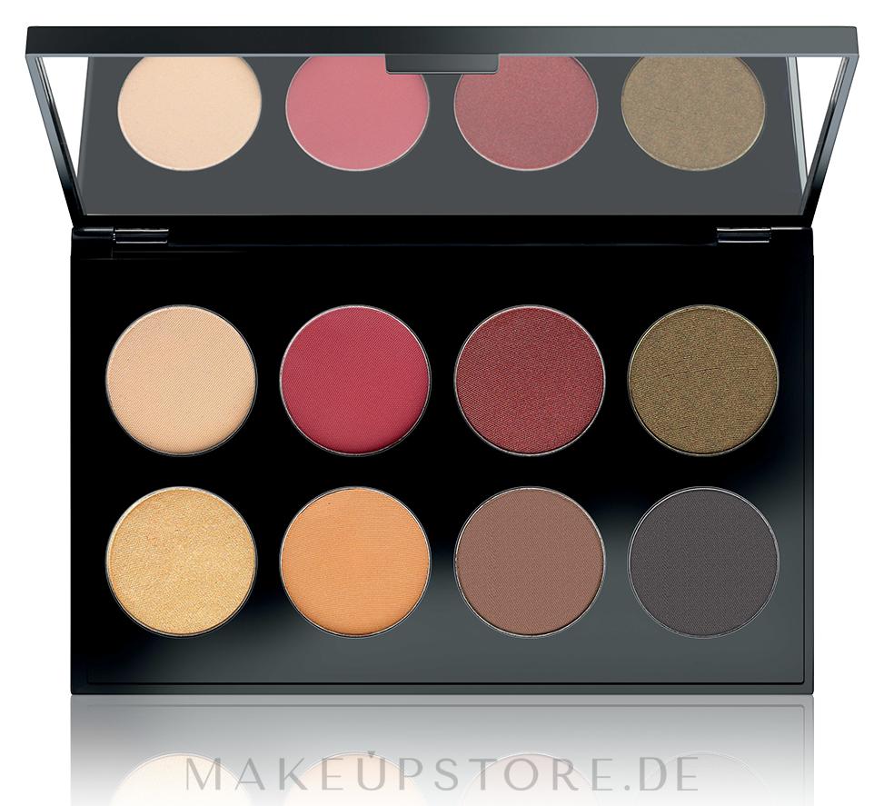 Lidschattenpalette - Make Up Factory International Eyes Palette — Bild Mysterious Orient