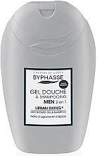 Düfte, Parfümerie und Kosmetik 2in1 Duschgel und Shampoo für Männer - Byphasse Men Shower Gel-Shampoo 2in1 Urban Swing