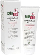 Düfte, Parfümerie und Kosmetik Hand- und Nagelbalsam - Sebamed Hand And Nail Balm (Mini)