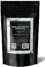 Düfte, Parfümerie und Kosmetik Feuchtigkeitsspendende Gesichtsmaske - E-naturalne Alginate Mask Peel-off