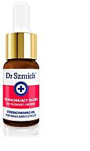 Düfte, Parfümerie und Kosmetik Antibakterielles, antimykotisches und stärkendes Nagel- und Nagelhautöl - Delia Dr. Szmich Nail Oil