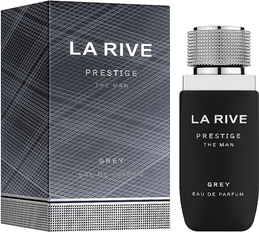 La Rive Prestige Man Grey - Eau de Parfum — Bild N2