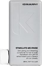 Düfte, Parfümerie und Kosmetik Erfrischende Haarspülung - Kevin.Murphy Stimulate-Me.Rinse Conditioner