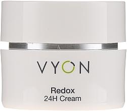 Düfte, Parfümerie und Kosmetik Leichte, regenerierende und feuchtigkeitsspendende Pflegecreme für das Gesicht - Vyon Redox 24H Cream