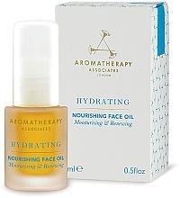 Düfte, Parfümerie und Kosmetik Feuchtigkeitsspendendes und pflegendes Gesichtsöl - Aromatherapy Associates Hydrating Nourishing Face Oil