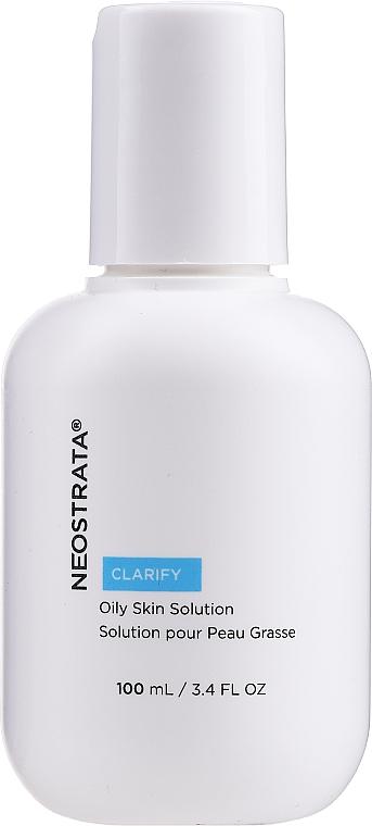 Anti-Aging Gesichtslotion für fettige und zu Hautunreinheiten neigende Haut - NeoStrata Oily Skin Solution — Bild N1