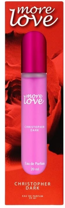Christopher Dark More Love - Eau de Parfum (Mini)