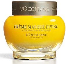 Düfte, Parfümerie und Kosmetik Gesichtscreme-Maske - L'occitane Cream Mask Divine