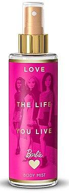 Baby Körperspray - Bi-Es Barbie Love The Life Body Mist — Bild N1