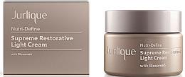 Düfte, Parfümerie und Kosmetik  Leichte feuchtigkeitsspendende Anti-Aging Gesichtscreme - Jurlique Nutri-Define Supreme Restorative Light Cream