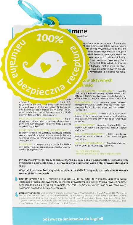 Badeschaum - Momme Baby Natural Care — Bild N3