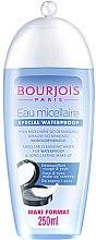 Düfte, Parfümerie und Kosmetik Mizellen-Reinigungswasser - Bourjois Eau Micellaire Special Waterpoof