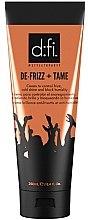Düfte, Parfümerie und Kosmetik Glanzcreme zur Vorbeugung von Frizz - D:fi De-Frizz + Tame