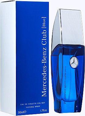 Mercedes-Benz Club Blue - Eau de Toilette — Bild N1