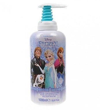 """Duschgel """"Jasmin & Vanille"""" - The Beauty Care Company Disney Frozen Bath & Shower Gel — Bild N1"""