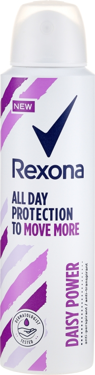 Deospray Antitranspirant - Rexona Daisy Power Antiperspirant Deodorant — Bild N1