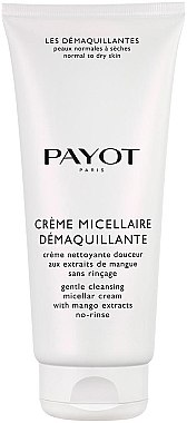 Sanfte Mizellen-Reinigungscreme für das Gesicht mit Mangoextrakten - Payot Les Demaquillantes Gentle Cleansing Micellar Cream — Bild N1