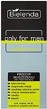 Düfte, Parfümerie und Kosmetik Mattierendes und feuchtigkeitsspendendes Gesichtsgel für Männer - Bielenda Only For Men Super Mat Moisturizing Anti-Shine Gel