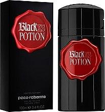 Düfte, Parfümerie und Kosmetik Paco Rabanne Black XS Potion For Him - Eau de Toilette