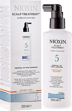 Pflegende Haarmaske - Nioxin Thinning Hair System 5 Scalp Treatment — Bild N1