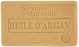 Düfte, Parfümerie und Kosmetik Parfümierte Körperseife - La Maison du Savon de Marseille Argan Soap