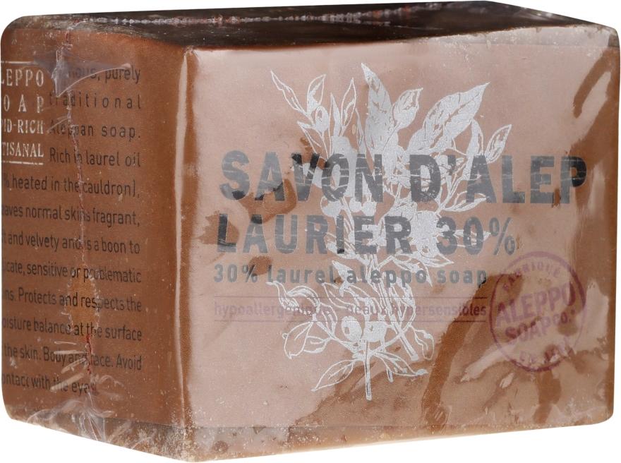 Aleppo-Seife mit Lorbeeröl 30% - Tade Aleppo Laurel Soap 30% — Bild N1