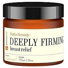 Düfte, Parfümerie und Kosmetik Straffendes Brustgel - Phenome Native Serenity Deeply Firming Breast Relief