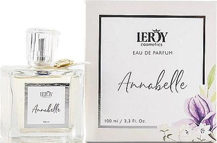 Leroy Cosmetics Annabelle - Eau de Parfum — Bild N1