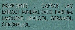Feuchtigkeitsspendendes Badesalz mit Ziegenmilch - La Chevre Embellir Moisturizing Milk Bath Additive — Bild N3