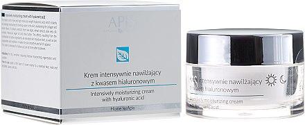 Intensive Gesichtscreme mit Hyaluronsäure - Apis Professional Home TerApis Krem — Bild N1