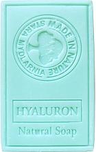 Düfte, Parfümerie und Kosmetik Naturseife mit Hyaluronsäure - Stara Mydlarnia Body Mania Hyaluron Natural Soap