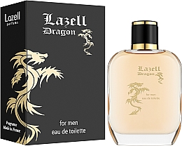 Düfte, Parfümerie und Kosmetik Lazell Dragon for men Edt - Eau de Toilette