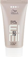 Düfte, Parfümerie und Kosmetik Modellierendes Haargel mit UV-Schutz - Wella Professionals EIMI Pearl Styler Gel