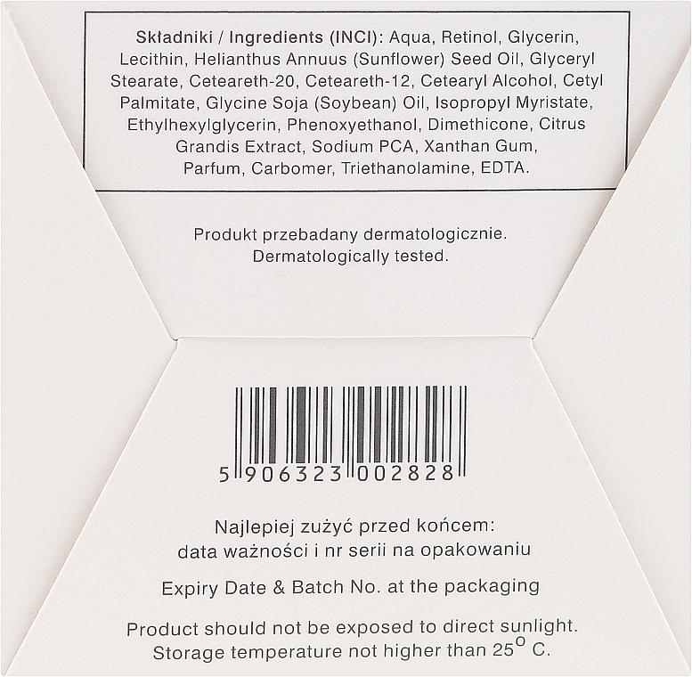 Anti-Aging Gesichtscreme mit Retinol und Vitamin C 50+ - Ava Laboratorium L'Arisse 5D Anti-Wrinkle Cream Retinol + Vitamin C — Bild N3