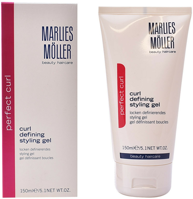 Pflegendes Stylinggel für lockiges Haar - Marlies Moller Perfect Curl Defining Styling Gel — Bild N2