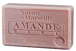 Düfte, Parfümerie und Kosmetik Marseiller Seife Mandel und Honig - Le Chatelard 1802 Savon de Marseille Almond Honey Soap