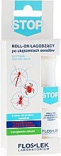 Beruhigendes Roll-on nach Insektenstichen - Floslek STOP Roll-on Soothing Bites Insects — Bild N1