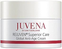 Düfte, Parfümerie und Kosmetik Umfassende Anti-Aging Gesichtscreme - Juvena Rejuven Men Global Anti-Age Cream