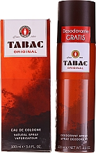 Düfte, Parfümerie und Kosmetik Maurer & Wirtz Tabac Original - Duftset (Eau de Cologne 100ml + Deospray 200ml)
