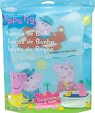 Düfte, Parfümerie und Kosmetik Kinder-Badeschwamm-Set Peppa Pig 3 St. Flugzeugflug - Suavipiel Peppa Pig Bath Sponge