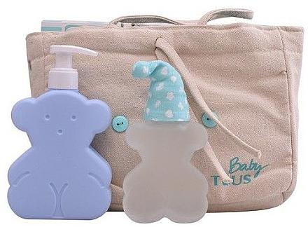 Tous Baby Tous - Duftset (Eau de Cologne 100ml + Körperlotion 250ml + Tasche) — Bild N1