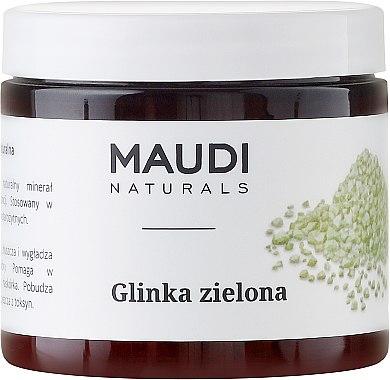 Gesichtsmaske mit grüner Tonerde - Maudi — Bild N2
