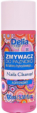 Nagellackentferner - Delia Acetone Nail Polish Remover — Bild N1