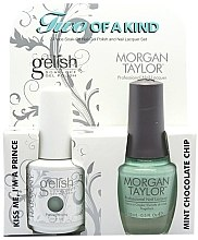 Düfte, Parfümerie und Kosmetik Nagellackset - Gelish Two Of A Kind Kit (nail/15ml + nail/15ml)